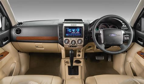 a new ford endeavour facelift launches in south africa