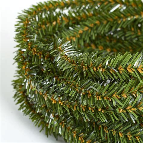 wired artificial pine rope garland new items