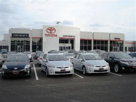 Continental Toyota Hodgkins Il Continental Toyota Hodgkins Il 60525 Car Dealership