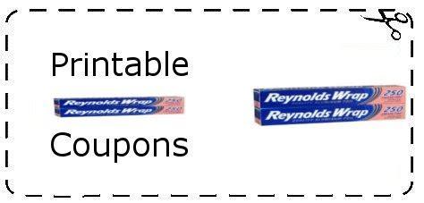 printable grocery coupons blogspot printable reynolds wrap coupons printable grocery coupons