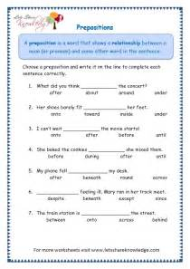 prepositions worksheet abitlikethis