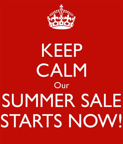 Be D Bag Sle Sale Starts Now by Keep Calm Our Summer Sale Starts Now Poster Bee Keep