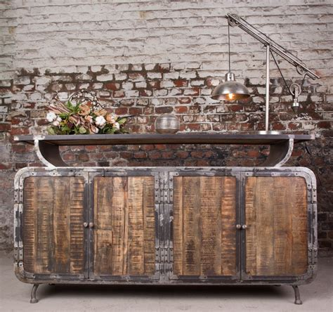 Industrial Furniture by Industrial Furniture Industrial Sideboard With