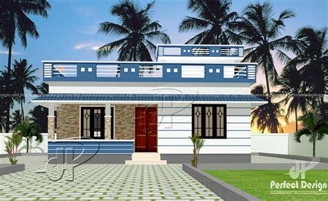 829 sq ft beautiful home designs kerala home design