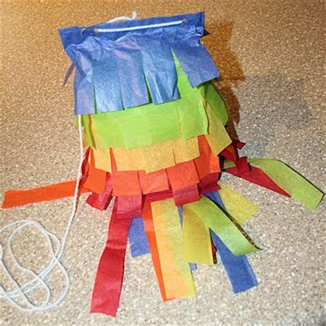 How To Make A Paper Bag Pinata - ktm the copy cat brown paper bag pinata