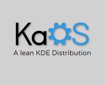 Kaos Windows 10 kaos 2015 10 kde focused linux distro available now
