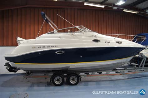 regal 2655 commodore for sale uk and ireland gulfstream - Regal Boats Reliability