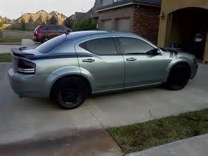 dodge avenger black rims