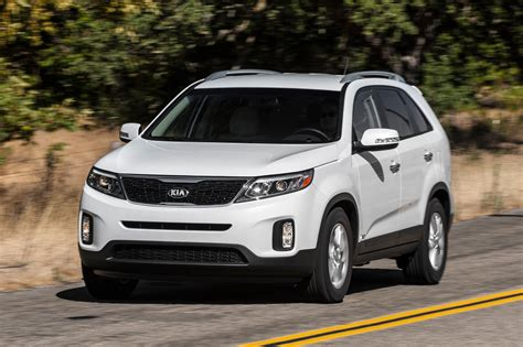 kia jeep 2015 first drive 2014 kia sorento automobile magazine