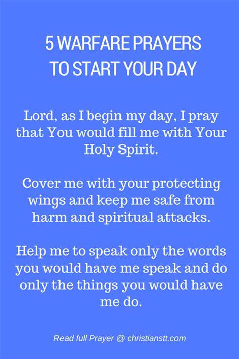 catholic prayer before bed 5 powerful spiritual warfare prayers to start your day
