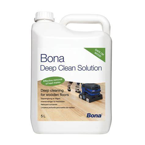 FloorworX   BONA® DEEP CLEAN SOLUTION