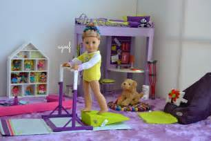 american girl bedroom american girl doll mckenna s bedroom watch in hd youtube