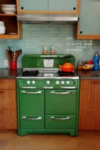 colored stoves color refrigerator trend colorful kitchen fridges trend