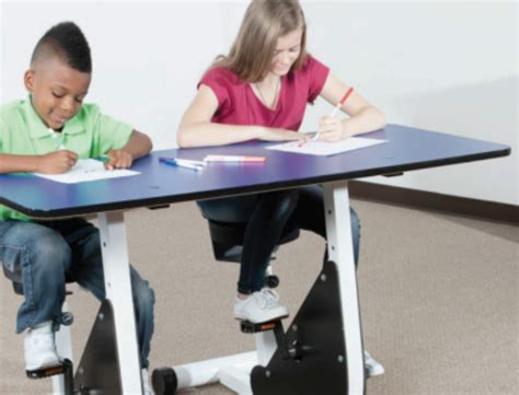are desks with pedals the solution to obesity in our