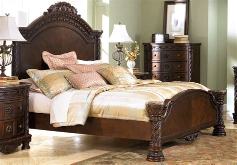 north shore panel bedroom set north shore panel queen set louisville overstock warehouse