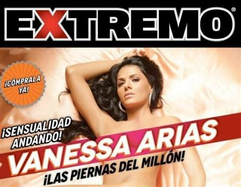 vanessa villela h extremo 2015 revista h extremo abril 2012 vanessa arias cosas para