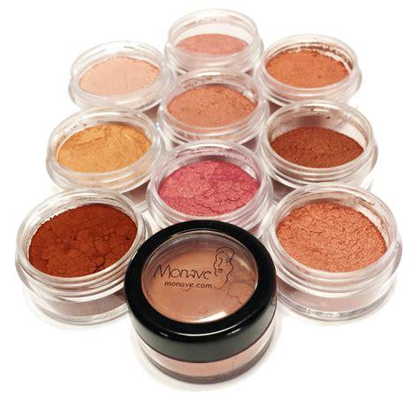 Blush Set by Mineral Blush Set Monave