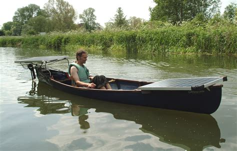 boat with canoe yets myplan file motor canoe boat plans