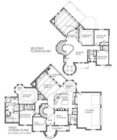 curved staircase house plans 17 best ideas about texas house plans on pinterest dream house plans house floor