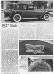SIA Flashback – 1927 Stutz Vertical 8: Back From the