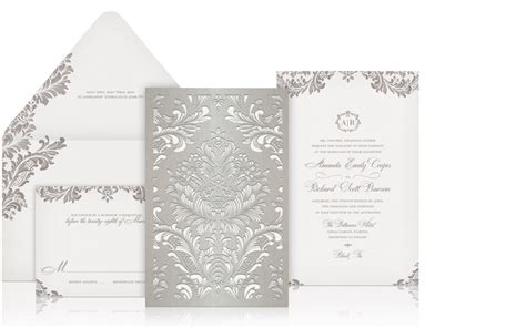 Exclusive Wedding Invitations by Exclusive Wedding Invitations Sansalvaje