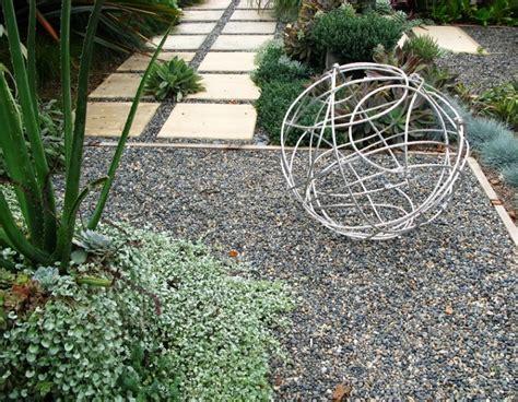 jardines con gravilla las arenas y gravillas m 225 s adecuadas para decorar jardines