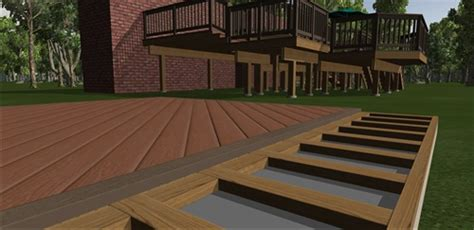 Sleeper System Deck by Deck Building Deck Building Sleepers