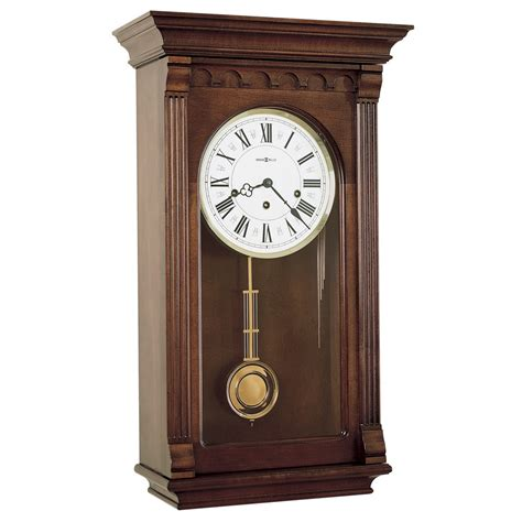 Hm Home Decor by Pendulum Wall Clock With Westminster Chime Howard Miller