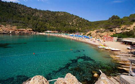 ibiza best beaches best beaches in ibiza travel leisure
