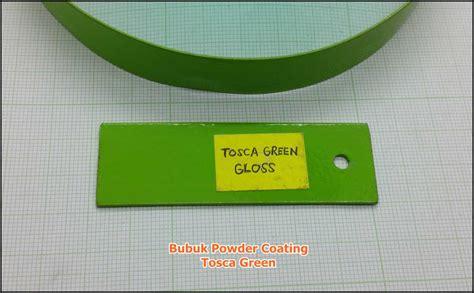 Akik Gren Tosca powder coating zulkarnain