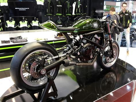 Motorrad Puzzle Kawasaki by Kawasaki Vulcan S Caf 233 Racer By Oficina Mrs Bikebrewers