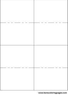 blank card template doc blank bingo card printable kid stuff blank