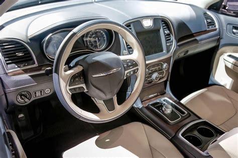 Chrysler 300s Interior by 2015 Chrysler 300 Interior Photo 16