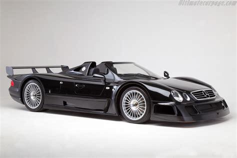 mercedes benz clk gtr roadster images specifications  information