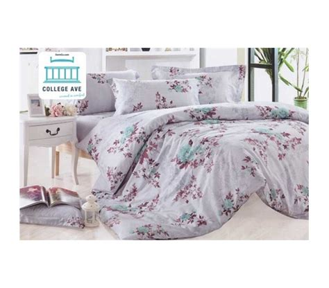 college bedding sets twin xl comforter set college ave dorm bedding cotton