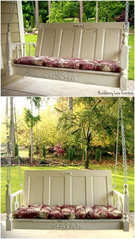 creative diy project ideas    reuse  doors