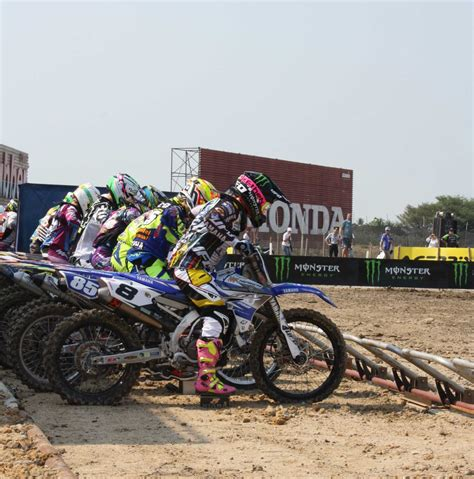 Mba Che World Chionship Race by Wmx 2015 Fim Motocross World Chionship Results