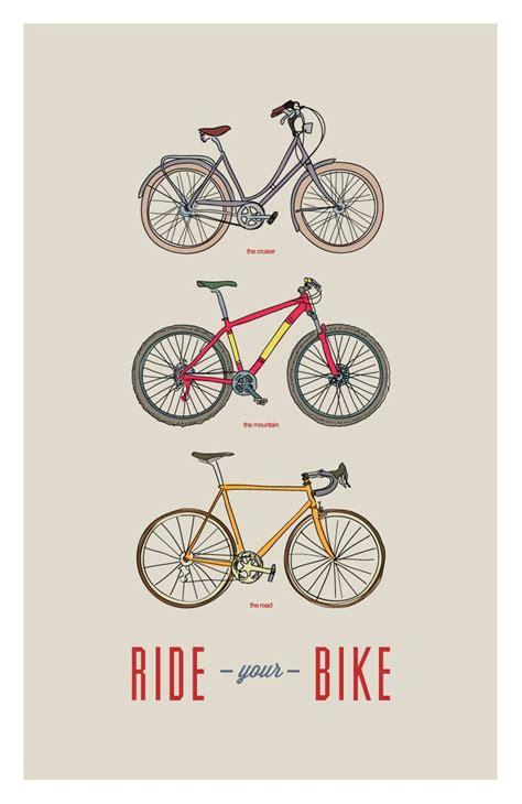 painting happy bike bicycle ride your bike cruiser road mountain