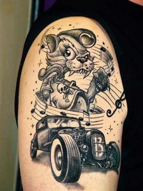 rockabilly tattoos rockabilly sleeve ideas www pixshark images
