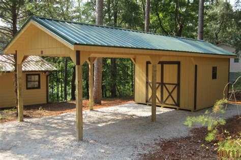 carport plans with storage storage building with carport plans image mag