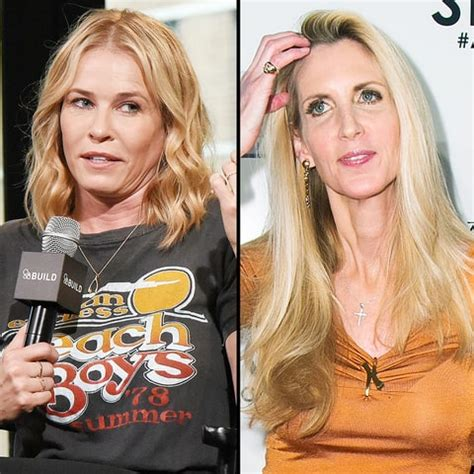 coulter s a slice of cookbook volume 3 books chelsea handler bashes coulter after last minute
