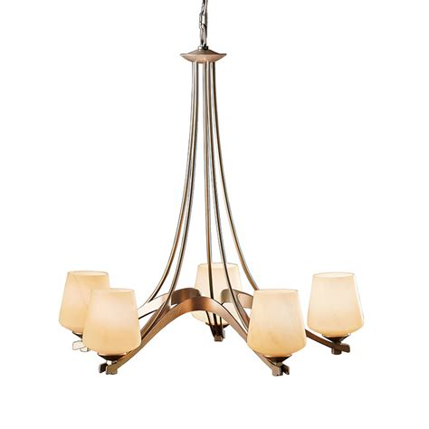 Ton Chandelier Ribbon Chandelier By Hubbardton Forge 104105 Vermont Woods Studios