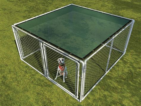 10x10 kennel cover pet kennel floors at kenneldeck