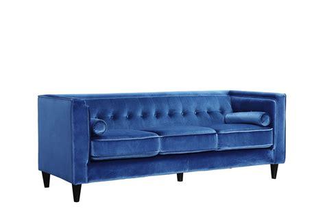 Light Blue Velvet Sofa by Light Blue Tufted Sofa 28 Images Modern Tufted Linen