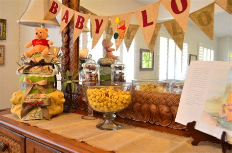 Classic Winnie The Pooh Baby Shower Ideas by Classic Winnie The Pooh Baby Shower Theme Cimvitation
