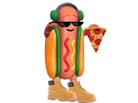 Hot Dog Memes - hotdog meme deadass edition by pepeisgod on deviantart
