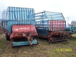 lade anni 60 ladewagen mengele in oberweid privat anh 228 nger