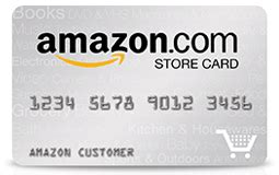 Amazon Gift Cards In Store - amazon com store card promotion 10 cash back targeted bank checking savings