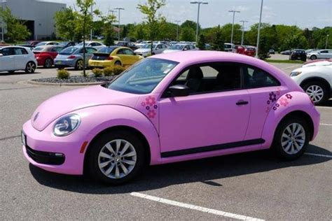 The 7 Pink Cars Listed For Sale On Autotrader