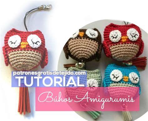 instrucciones para tejer buhos aprendemos a tejer b 250 hos peque 241 os amigurumis crochet y